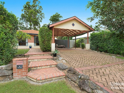 4 Gypsy Court Eatons Hill, QLD 4037