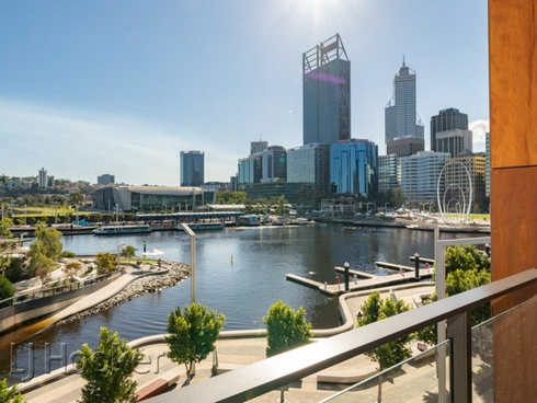 307/11 Barrack Square Perth, WA 6000