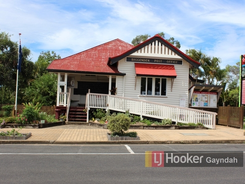 25 George Street Biggenden, QLD 4621