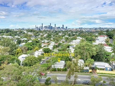 105 Frederick Street Toowong, QLD 4066