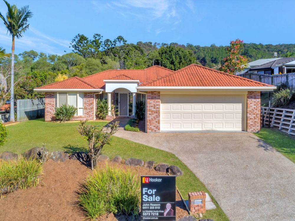 8 Harwood Place Maudsland, QLD 4210