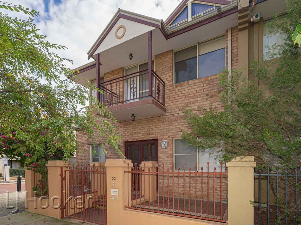 22 Constitution Street East Perth, WA 6004
