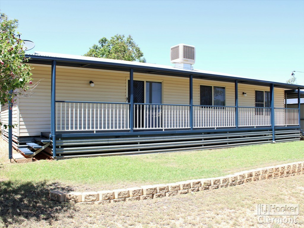 27 Blair Street Clermont, QLD 4721