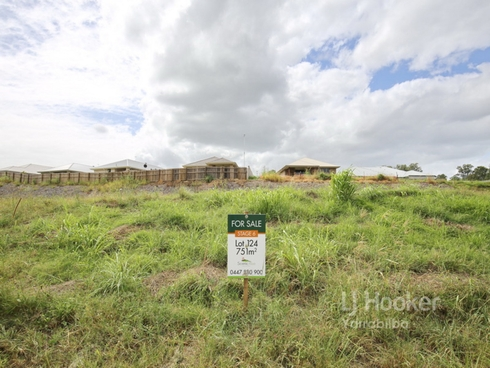 Lot 124/ Annabelle Way Gleneagle, QLD 4285