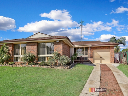18 Carly Place Quakers Hill, NSW 2763