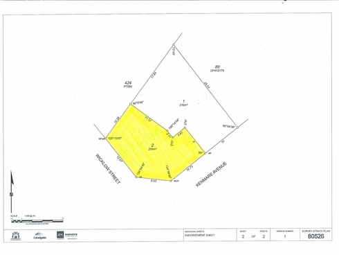 Proposed Lot 2/28 Kenmare Avenue Thornlie, WA 6108