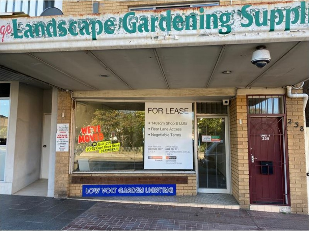 238 Rocky Point Road, Ramsgate, NSW 2217