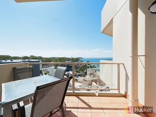 704/43 Shoal Bay Road Shoal Bay , NSW, 2315