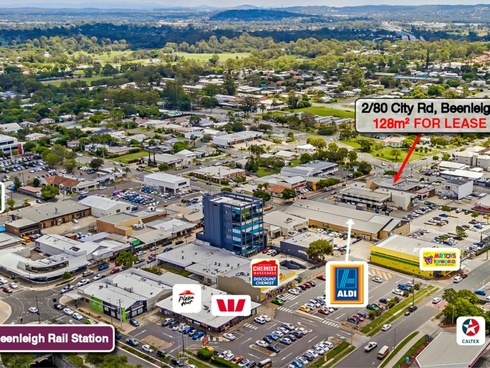 2 & 4/80 City Road Beenleigh, QLD 4207