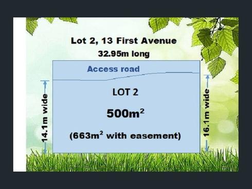 Lot 2/13 First Avenue Marsden, QLD 4132