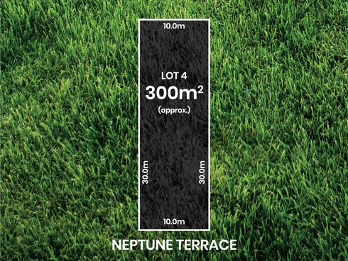 Lot 4 Neptune Terrace Gillman, SA 5013