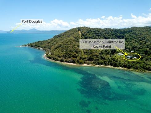 1301 Mossman Daintree Road Rocky Point, QLD 4873