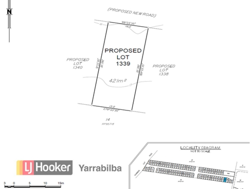 Lot 1339/366 Chambers Flat Road Logan Reserve, QLD 4133