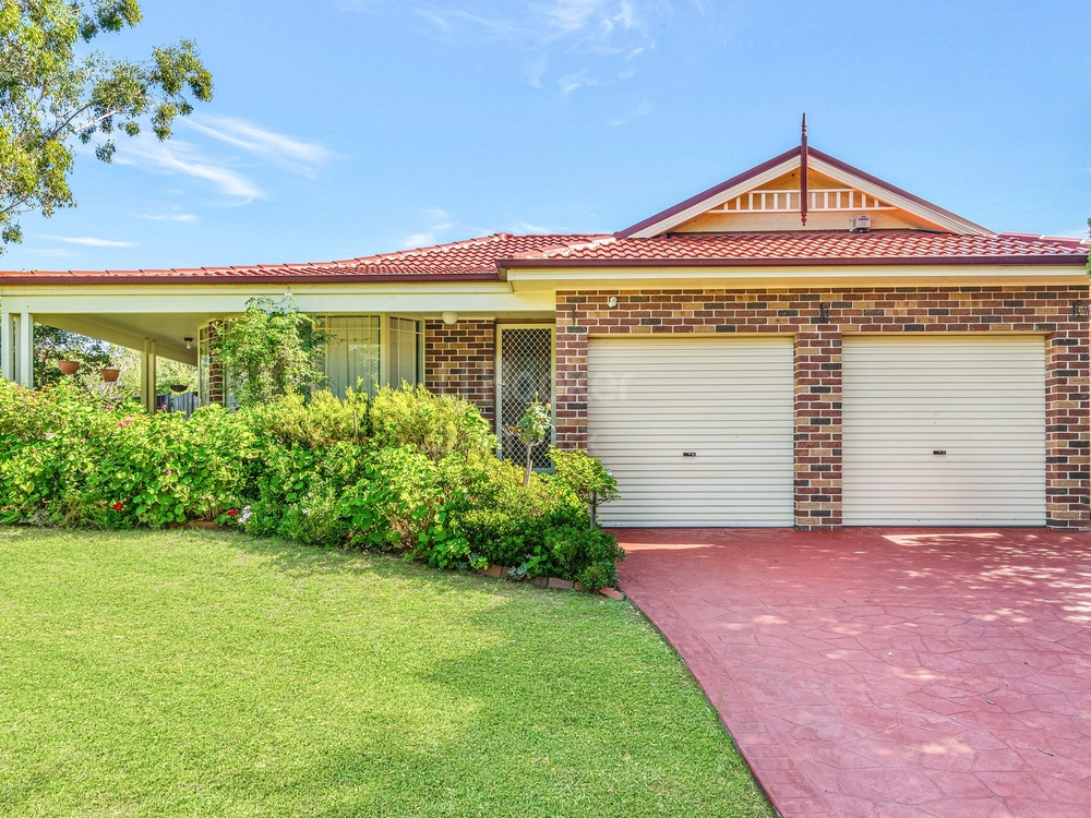 12 Vannon Circuit Currans Hill, NSW 2567
