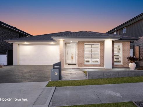 6 Allen Street Oran Park, NSW 2570