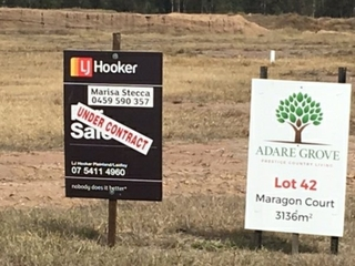 Lot 42 Maragon Court Adare , QLD, 4343