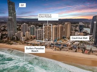 409/18 Hanlan Street Surfers Paradise , QLD, 4217
