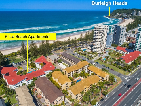 6/136 The Esplanade Burleigh Heads, QLD 4220