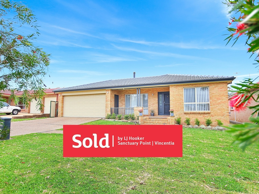 19 Kenneth Avenue Sanctuary Point, NSW 2540