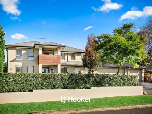 6 Chapman Avenue Castle Hill, NSW 2154