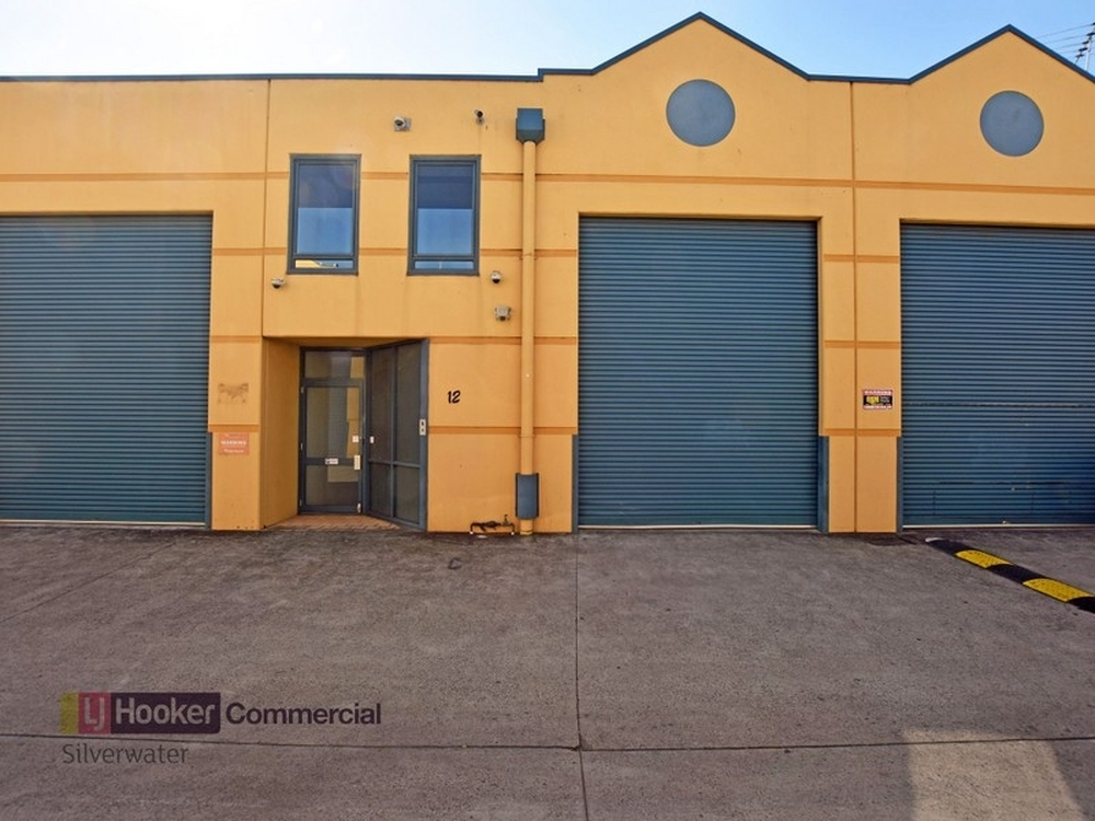 Unit 12/13 Berry Street Clyde, NSW 2142