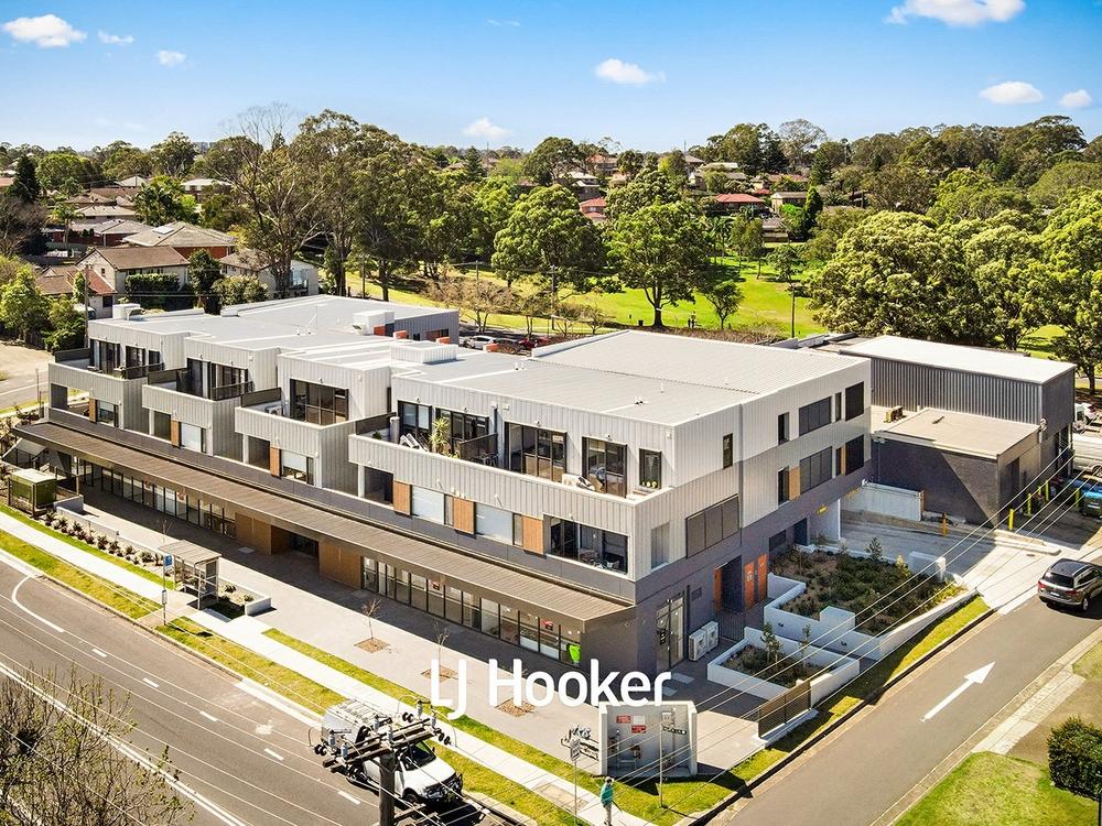 Unit 205/40 Merindah Road Baulkham Hills, NSW 2153