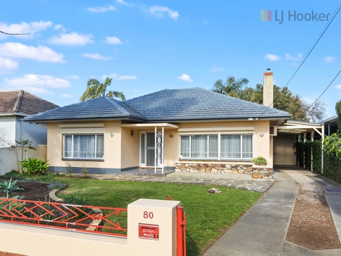 80 Lane Street Richmond, SA 5033