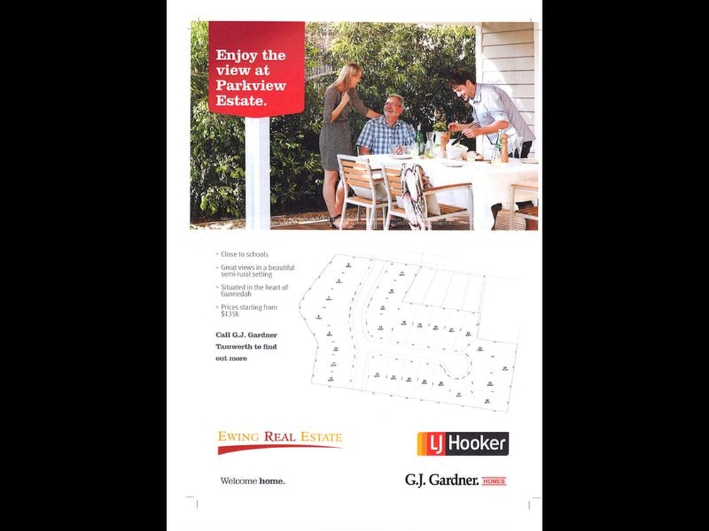 Lot 27 Parkview Estate Gunnedah, NSW 2380