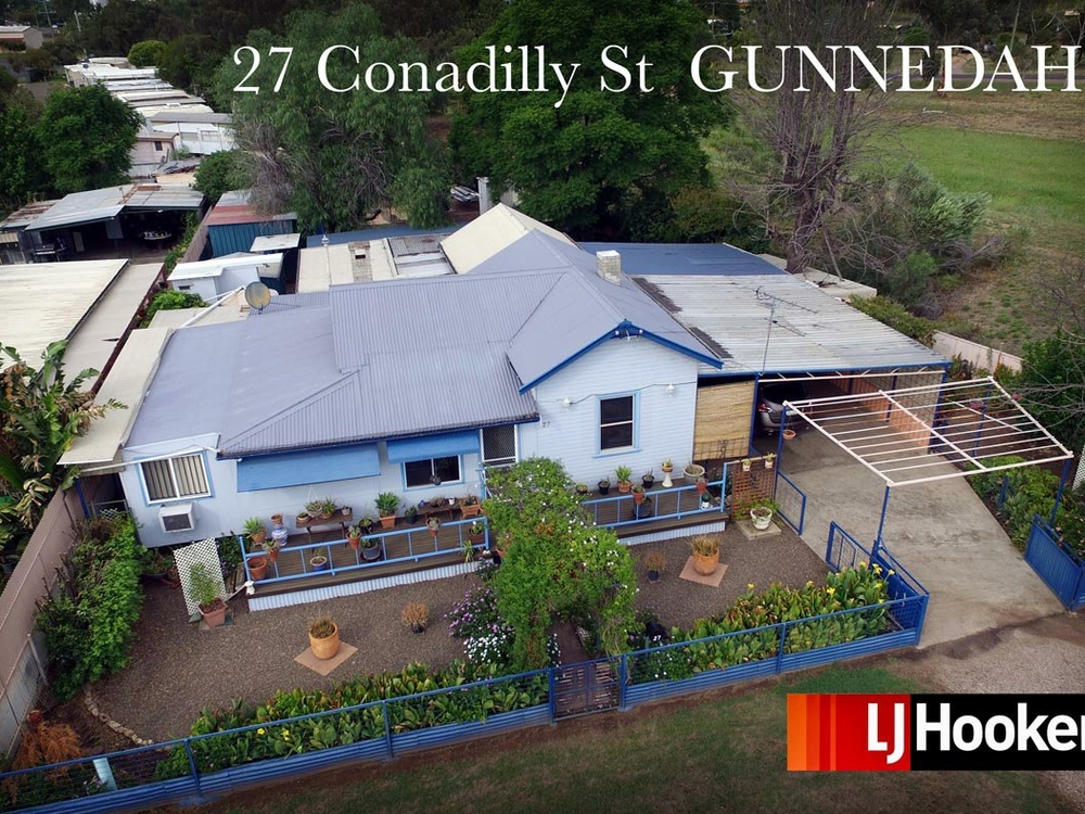 27 Conadilly street Gunnedah, NSW 2380