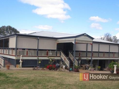 134 Bellerts Road Coalstoun Lakes, QLD 4621
