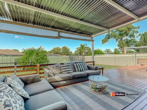 37 Bannockburn Avenue St Andrews, NSW 2566