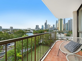 Apartment 35/43 Enderley Ave Surfers Paradise , QLD, 4217