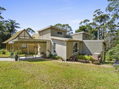 37 Lyrebird Ridge Road Springbrook, QLD 4213