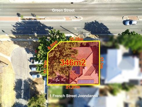 1 French St Joondanna, WA 6060
