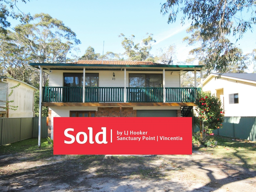 37 Roulstone Crescent Sanctuary Point, NSW 2540