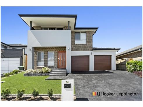 34a & 34b Kinloch Street Gledswood Hills, NSW 2557