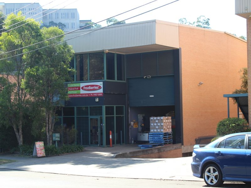 1/14 Leighton Place Hornsby, NSW 2077
