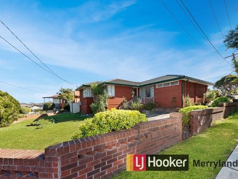 51 Springfield St Guildford, NSW 2161