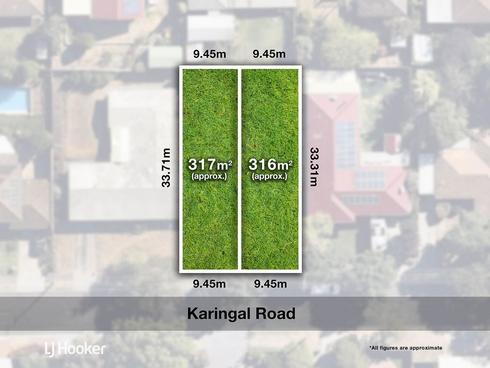lot 642, 64 Karingal Road Dernancourt, SA 5075