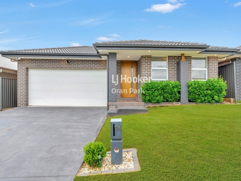 25 Rosella Circuit Gregory Hills, NSW 2557