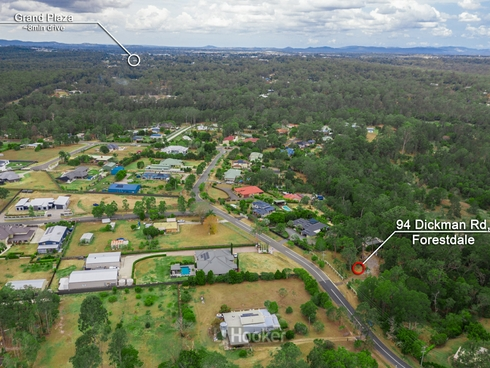94 Dickman Road Forestdale, QLD 4118