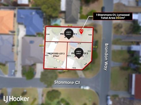 Lot 2/1 Stanmore Court Lynwood, WA 6147