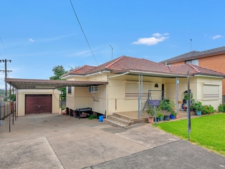 63 Dawson Street Fairfield Heights , NSW, 2165