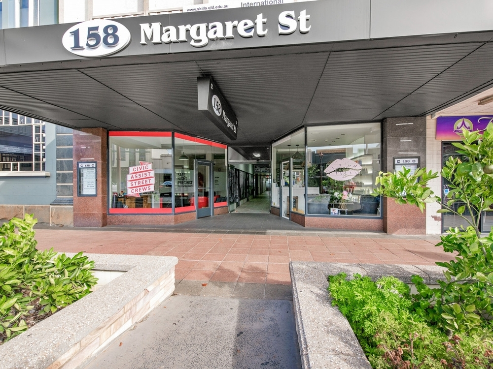 Level 3b/158 Margaret Street Toowoomba City, QLD 4350