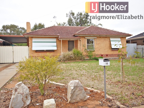 10 Bloomfield Crescent Elizabeth Downs, SA 5113