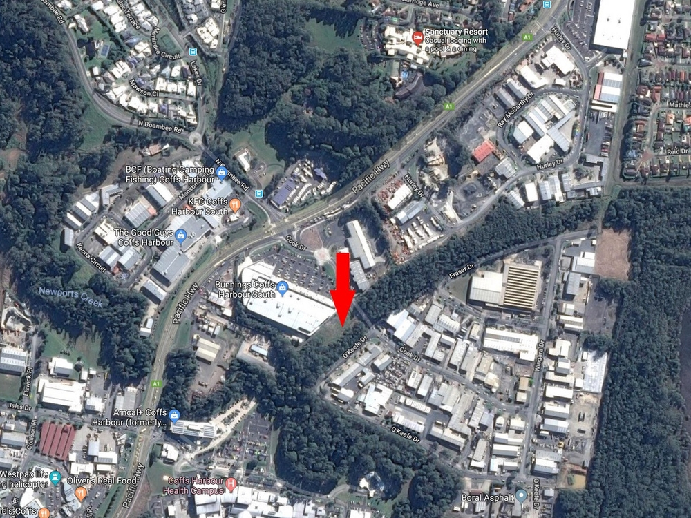 1/1 Cook Drive Coffs Harbour, NSW 2450