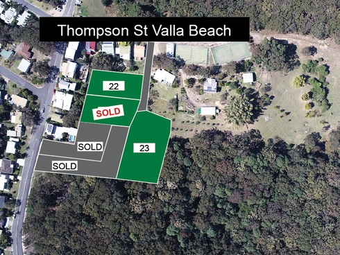 Lot 23 Thompson Street Valla Beach, NSW 2448