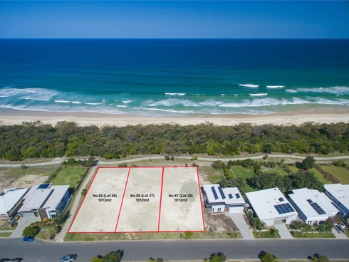 83,85,87 Cylinders Drive Kingscliff, NSW 2487