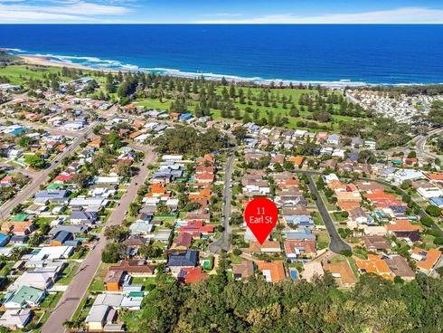 11 Earl Street Shelly Beach, NSW 2261