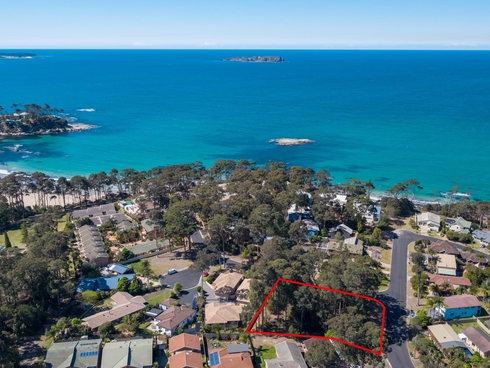 Lot 13 White Sands Place Denhams Beach, NSW 2536
